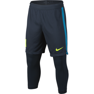 Boys Neymar Jr Dry Squad 2-in-1 Shorts