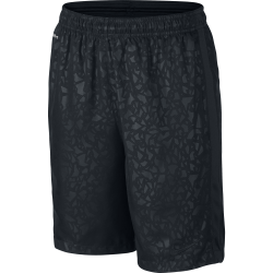 Boys Strike Woven Longer Graphic Short