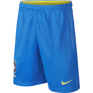 Brazil Home Junior Short 2018