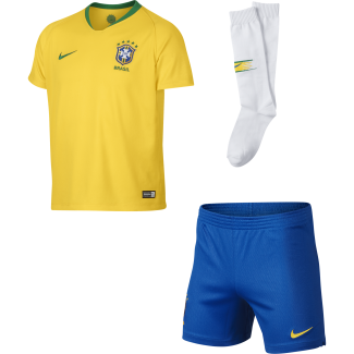 Brazil Home Mini Kit 2018
