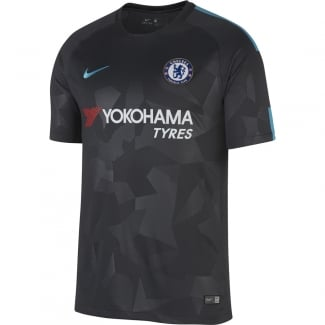 Chelsea 3rd Mens Short Sleeve Jersey 2017/2018