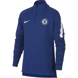 Chelsea Dry Squad Football Top