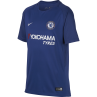 Nike Chelsea Home Junior Short Sleeve Jersey 2017/2018