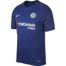 Chelsea Home Mens Short Sleeve Jersey 2017/2018