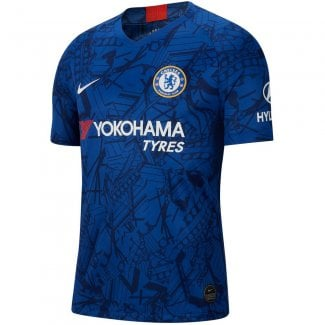 Chelsea Home Mens Short Sleeve Jersey 2019/2020