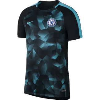 Chelsea Mens Squad Short Sleeve Jersey