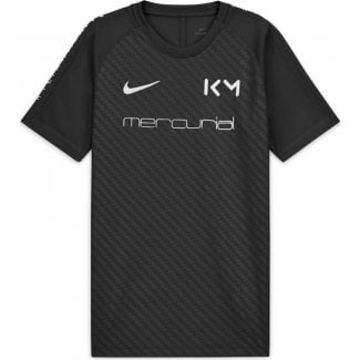 Dri-FIT Kylian Mbappé Boys Short Sleeve T-Shirt