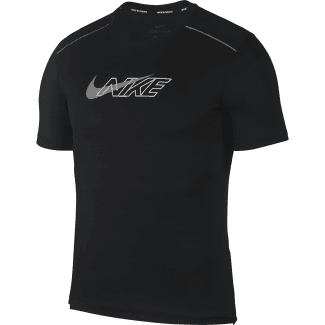 Dri-FIT Miler Mens Short-Sleeve Flash Running T-Shirt