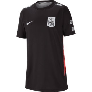 Dri-FIT Neymar Jr Boys Short-Sleeve Soccer T-Shirt