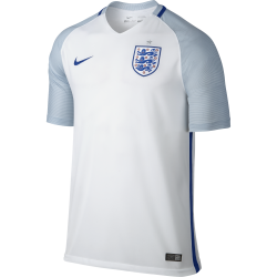 England Home Mens Short Sleeve Jersey 2016/2017