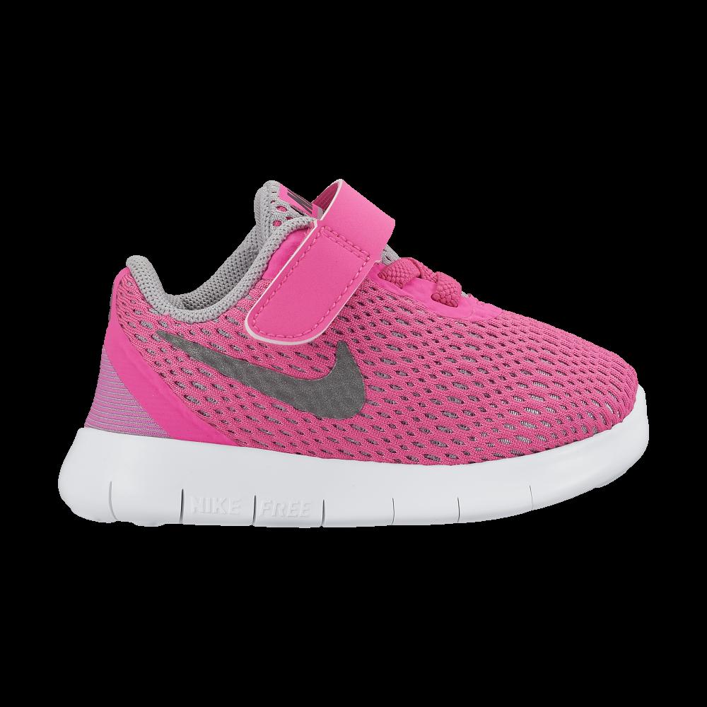 nike free girls size 1 pink