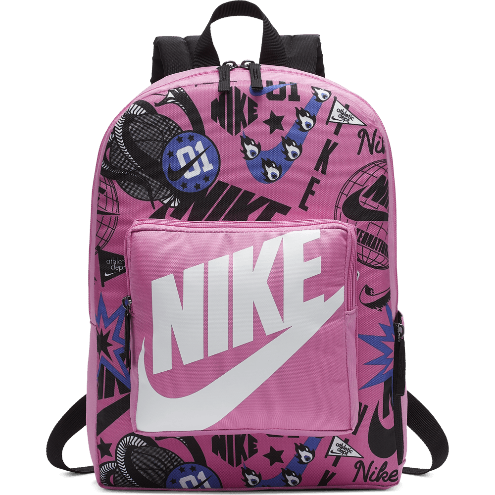 Nike Girls Classic Printed Backpack Nike From Excell Sports Uk
