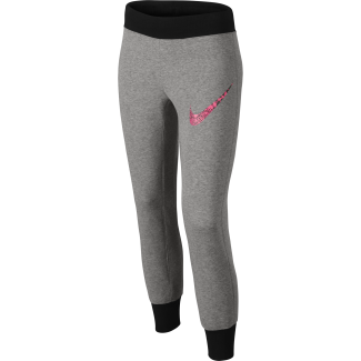 Girls N40 Skinny Fleece Cuffed Pant