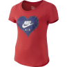 Nike Girls Sneaker Love T-Shirt