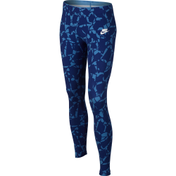 Girls Sportswear All-Over Print Tight