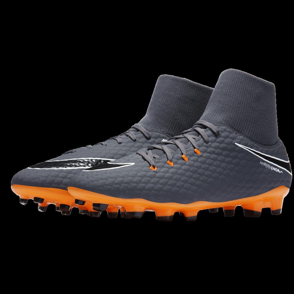 najnowszy najlepsze oferty na wysoka moda Nike Hypervenom Phantom 3 Academy Dynamic Fit FG in Dark ...