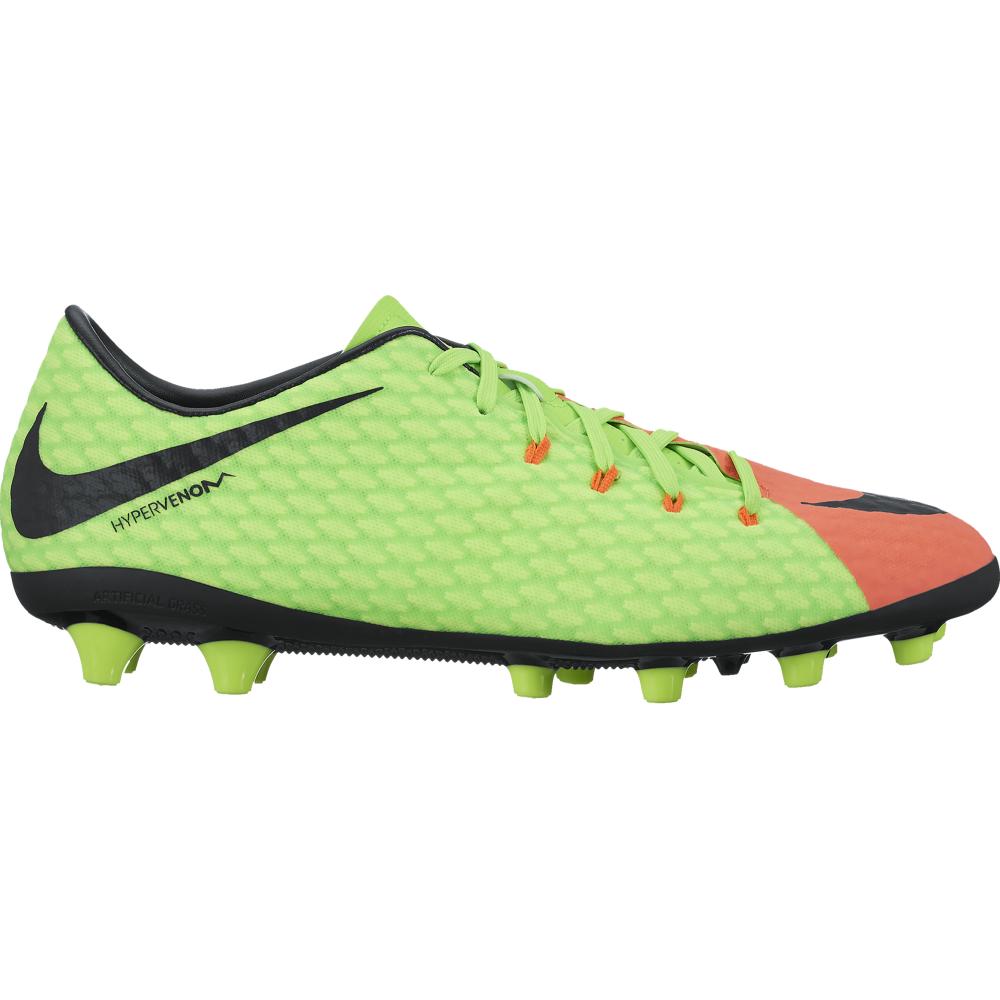 93f4dcda Nike Hypervenom Phelon III AG-Pro in Green | Excell Sports UK