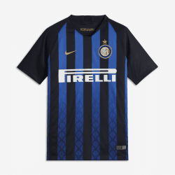 Inter Milan Home Junior Short Sleeve Jersey 2018/2019