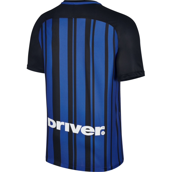 Nike Inter Milan Home Mens Short Sleeve Jersey 2017/2018