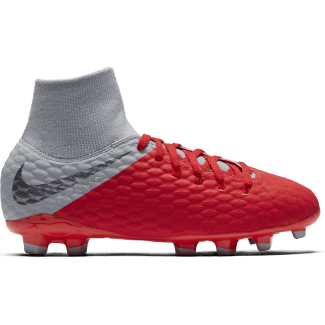 Junior Hypervenom 3 Academy Dynamic Fit FG