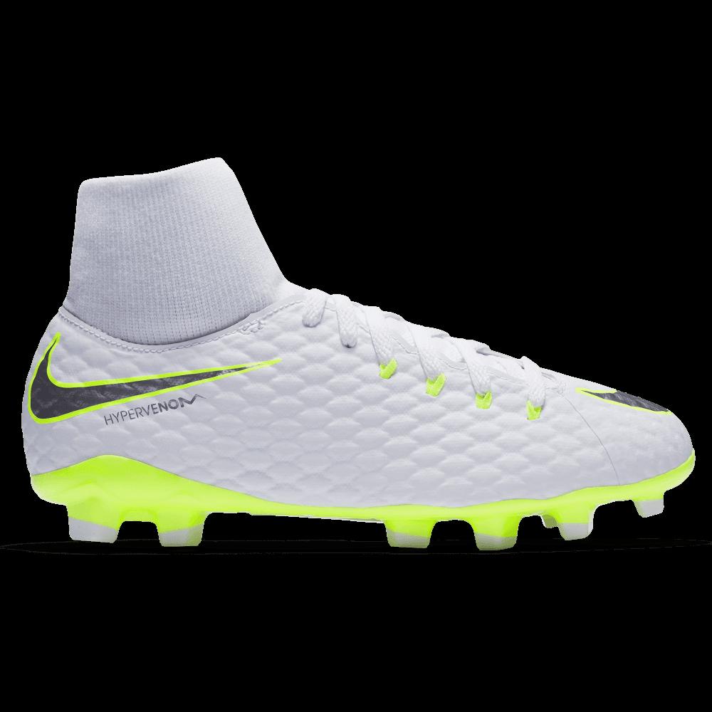 los angeles 61630 30690 Nike Junior Hypervenom Phantom 3 Academy Dynamic Fit (FG) Firm-Ground  Football Boot