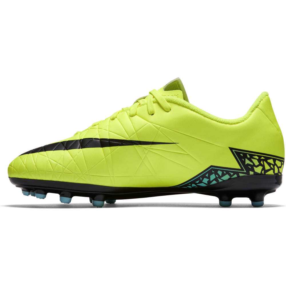 big sale 60747 ddbb2 ... kids soccer cleat. nike hypervenom phantom 3