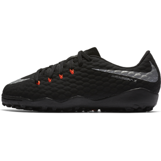 Junior Hypervenom Phelon II TF (sizes 3-5.5)