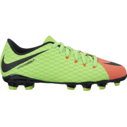 Junior Hypervenom Phelon III FG (sizes 10c-2.5)