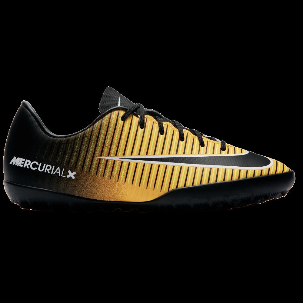 Nike Junior Mercurial Vapor XI TF in Orange | Excell Sports UK