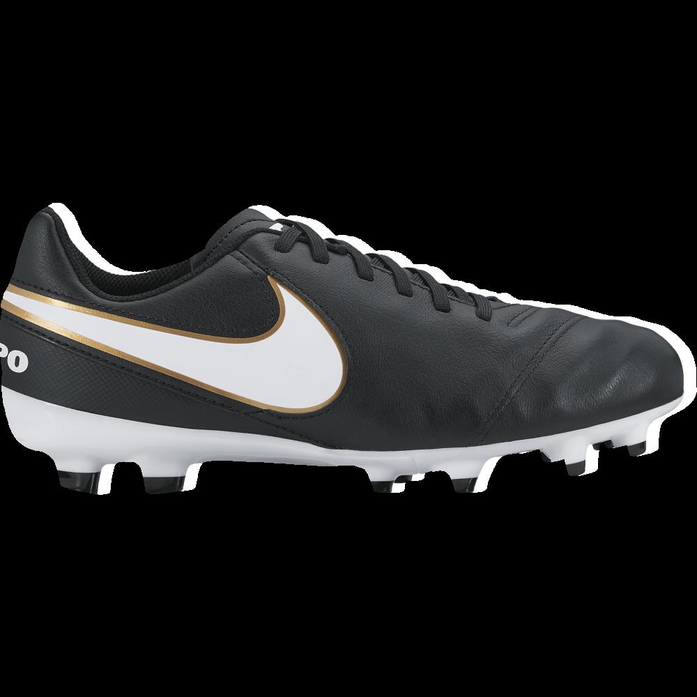 3622a6aea778 Nike Junior Tiempo Legend VI FG (sizes 3-5.5) in Black/White | Excell  Sports UK