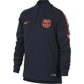 Kids Dry FC Barcelona Squad Drill Top
