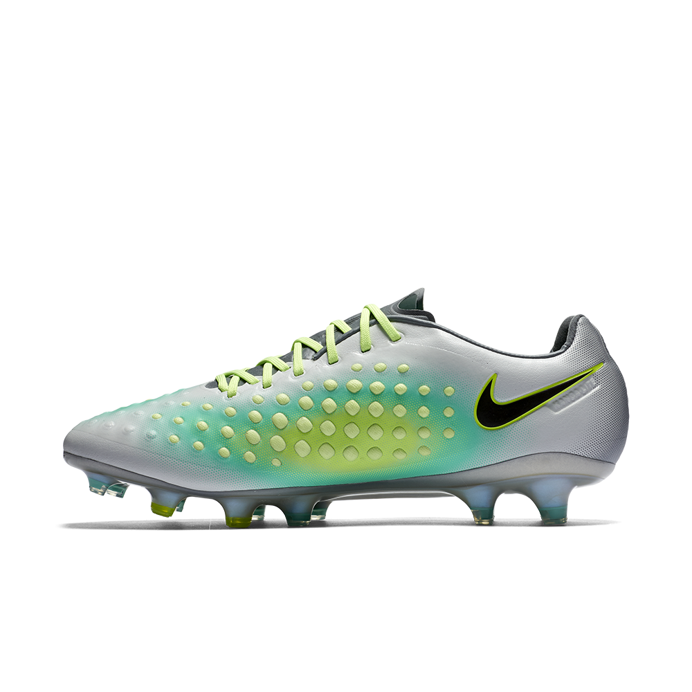 Nike Magista Opus II FG in Platinum | Excell Sports UK