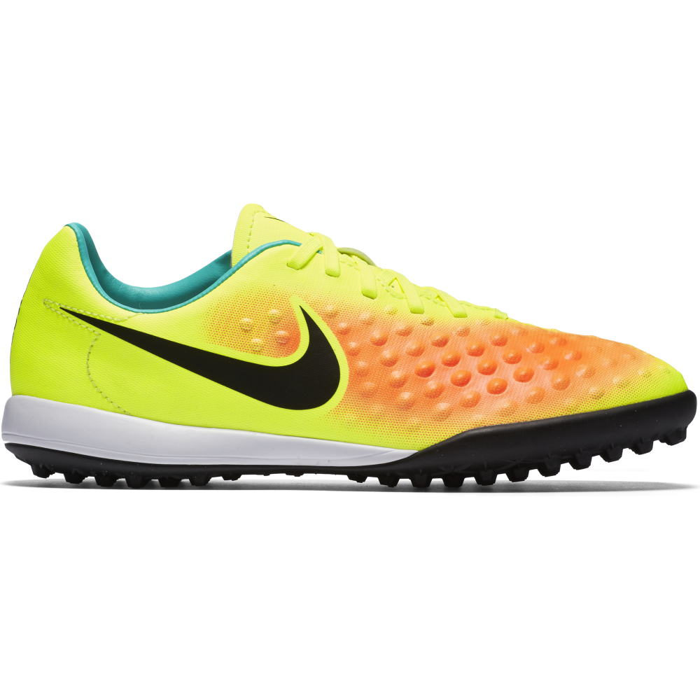 Nike Magista Opus II Junior TF (sizes 10-2.5) in Volt ...