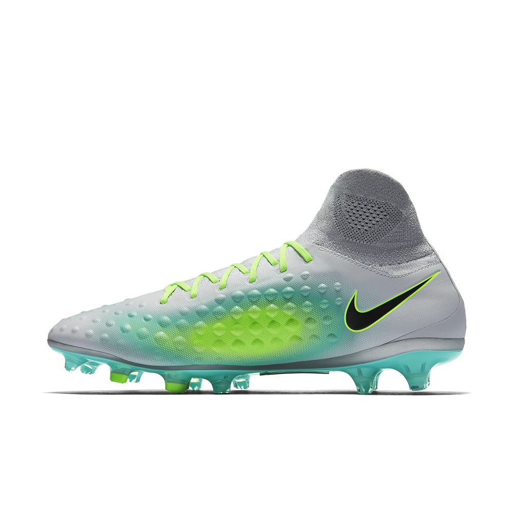 Nike Magista Orden II FG in Platinum | Excell Sports UK