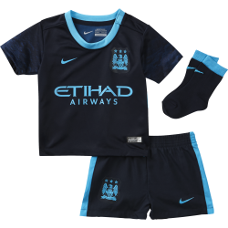 Manchester City Away Infant Kit 2015/2016