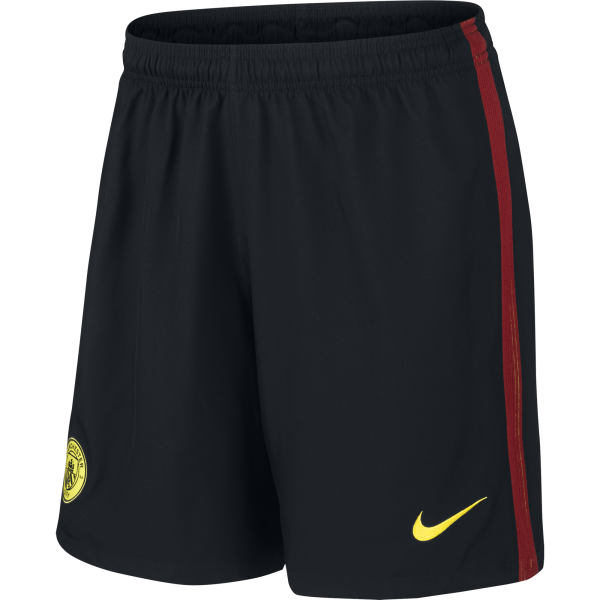Nike Manchester City Away Junior Short 2016/2017