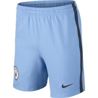 Manchester City Home Junior Short 2016/2017