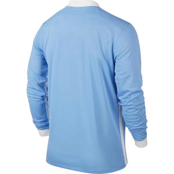 Nike Manchester City Home Mens Long Sleeve Jersey 2015/2016