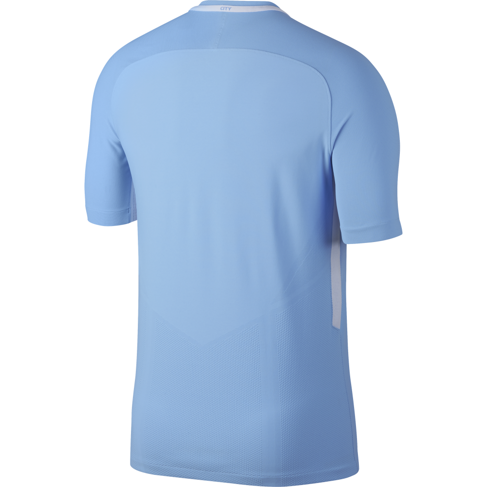 4dcc8f84 Nike Manchester City Home Mens Match Short Sleeve Jersey 2017/2018 in Blue  | Excell Sports UK