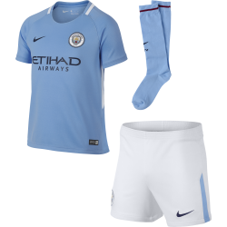 Manchester City Home Mini Kit 2017/2018