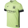 Nike Manchester City Junior 3rd Short Sleeve Jersey 2015/2016