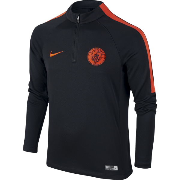 Nike Manchester City Junior Drill Top