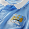Nike Manchester City Junior Home Long Sleeve Jersey 2015/2016