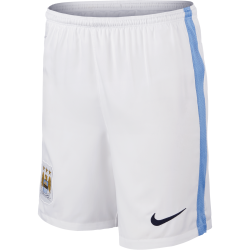 Manchester City Junior Home Short 2015/2016