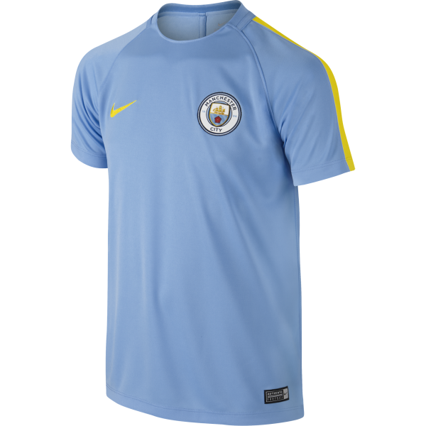 Nike Manchester City Junior Training Jersey