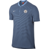 Nike Manchester City Mens Modern Authentic Grand Slam Polo