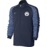 Nike Manchester City Mens N98 Authentic Track Jacket