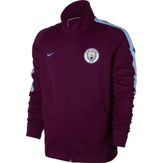 Manchester City Mens N98 Track Jacket