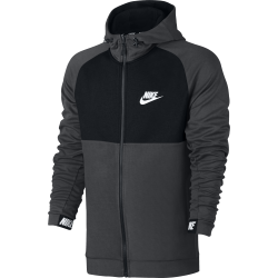 Mens Advance Full Zip Hoodie