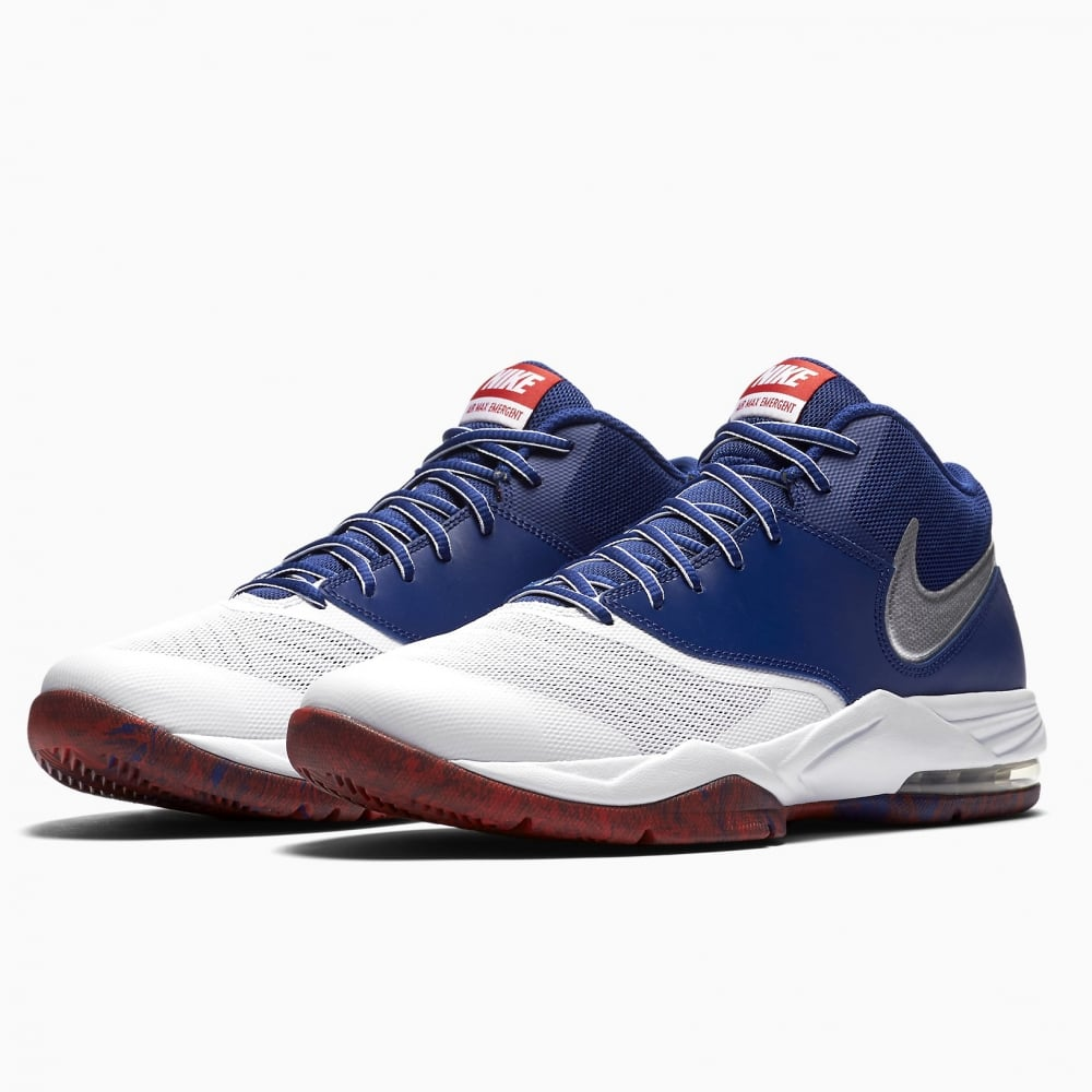 ... Nike Mens Air Max Emergent Basketball Shoe ...